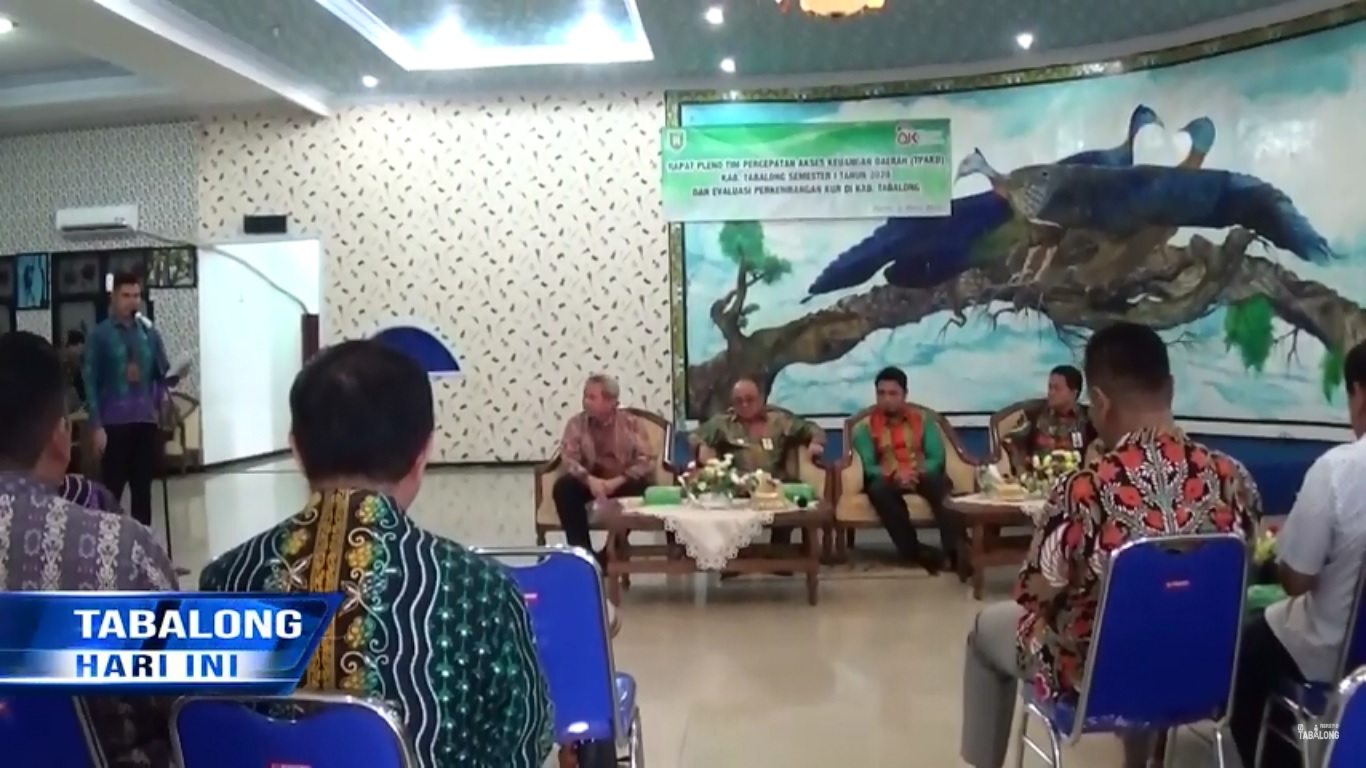 Program Kredit Gerbang Emas Tabalong Terbaik Se Indonesia